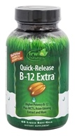 Irwin Naturals - Quick-Release B12 Extra - 60 Liquid Softgels