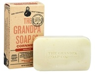 Grandpa's Soap Co. - Face & Body Bar Soap Cornmeal - 4.25 oz.