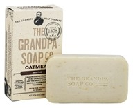 Grandpa's Soap Co. - Face & Body Bar Soap Oatmeal - 4.25 oz.