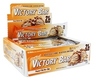 ISS Research - OhYeah! Victory Bars Box Peanut Butter Chip - 12 Bars
