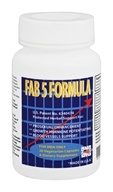 Fountain of Youth Technologies - Doctor's Fab 5 Formula - 30 Vegetarian Capsules
