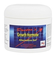 Fountain of Youth Technologies - Doctor's Growth Hormone Alternative Gel - 4 oz.