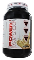 ANS (Advanced Nutrition Systems) - Power Maxx Protein Powder Vanilla - 2.12 lbs.