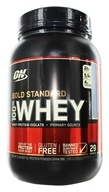 Optimum Nutrition - 100% Whey Gold Standard Protein Isolates Blueberry Cheesecake - 2 lbs.