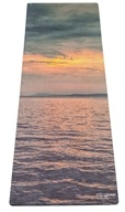 Yoga Design Lab - Commuter Yoga Mat Sunset - 70 in. Formerly Combo Lite