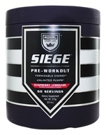 Royal Sport LTD. - Siege Pre-Workout 60 Servings Raspberry Lemonade - 270 Grams