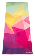 Yoga Design Lab - Hot Yoga Towel Geo - 72 in.