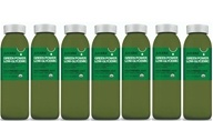 Juicera - Green Power Low Glycemic Organic Cold Pressed Juice 12 fl. oz. - 7 Bottle(s)