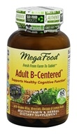 MegaFood - Adult B-Centered - 60 Tablets