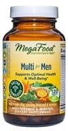 MegaFood - Multi for Men - 120 Tablets