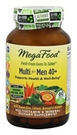 MegaFood - Multi for Men 40+ - 60 Tablets