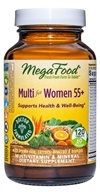 MegaFood - Multi for Women 55+ - 120 Tablets