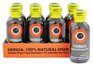 Nergia - Natural Energy Shots Tropical - 8 Bottle(s)