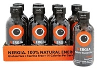 Nergia - Natural Energy Shots Original Mocha - 8 Bottle(s)