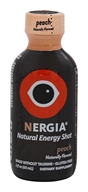 Nergia - Natural Energy Shot Peach - 2 oz.