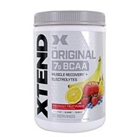 Scivation - Xtend BCAAs 30 Servings Fruit Punch - 13.97 oz.