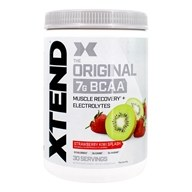 Scivation - Xtend BCAAs 30 Servings Strawberry Kiwi - 14.5 oz.
