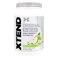 Scivation - Xtend BCAAs 90 Servings Green Apple - 42.1 oz.