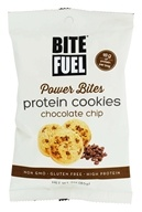 Bite Fuel - Power Bites Protein Cookies Chocolate Chip - 3 oz.