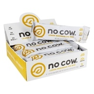 D's Naturals - No Cow Bar Lemon Meringue Pie - 12 Bars