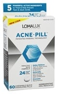 Acne Pill Healthy Skin Formula - 60 Quick Dissolve Tablets
