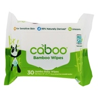 Caboo - Bamboo Baby Wipes - 30 Wipe(s)
