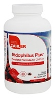Zahler - Kidophilus Plus - 180 Chewable Tablets