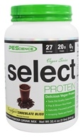 PEScience - Select Protein Vegan Series Indulgent Chocolate Bliss - 2 lbs.