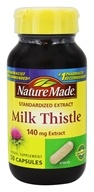 Milk Thistle 140 mg. - 50 Капсулы по Nature Made