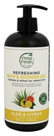 Petal Fresh - Bath & Shower Gel Refreshing Aloe & Citrus - 16 oz.