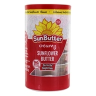 SunButter - Sunflower Butter Creamy On The Go Single Cups - 6 Cup(s)