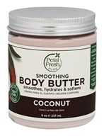 Petal Fresh - Body Butter Smoothing Coconut - 8 oz.
