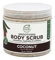 Petal Fresh - Body Scrub Smoothing Coconut - 16 oz.