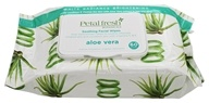 Petal Fresh - White Radiance Brightening Facial Wipes Aloe Vera - 60 Wipe(s)