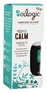 Oilogic - Relax and Calm Essential Oil Roll On - 0.3 oz.