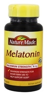 Nature Made - Melatonin Maximum Strength 5 mg. - 90 Tablets