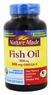 Nature Made - Fish Oil 1000 mg. - 90 Liquid Softgels