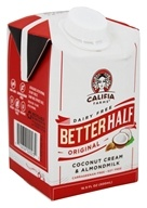 Califia Farms - Better Half Coconut Cream and Almond Milk Creamer Original - 16.9 oz.