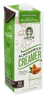 Califia Farms - Almond Milk Creamer Unsweetened - 32 oz.
