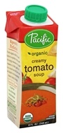 Pacific Natural Foods - Organic Creamy Tomato Soup - 8 oz.