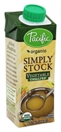 Pacific Natural Foods - Organic Simply Stock Unsalted Vegetable - 8 oz.