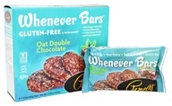 Pamela's Products - Gluten-Free Whenever Bars Oat Double Chocolate - 5 Bars
