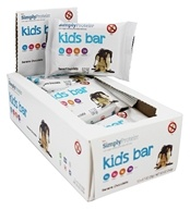 SimplyProtein - Kids Bar Banana Chocolate - 12 Bars