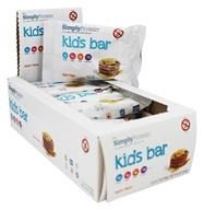SimplyProtein - Kids Bar Apple Maple - 12 Bars