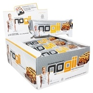 NoGii - High Protein Bars Box Peanut Butter & Chocolate - 12 Bars