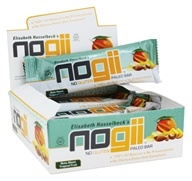 NoGii - Paleo Bars Box Nuts About Tropical Fruit - 9 Bars