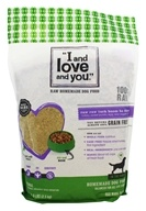 I And Love And You - Dry Dog Food Raw Raw Turk Boom Ba Dinner - 5.5 lbs.