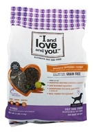 I And Love And You - Nude Kibble Dry Dog Food Poultry Palooza Recipe - 5 lbs.