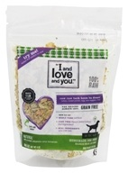 I And Love And You - Raw Raw Turk Boom Ba Dinner Dry Dog Food - 4 oz.