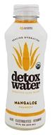 Detox Water - Bioactive Aloe Water Mangaloe - 16 온스.